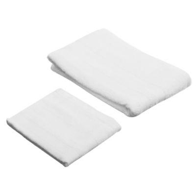Set toallas blanco