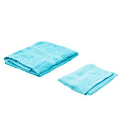 Set toallas azul
