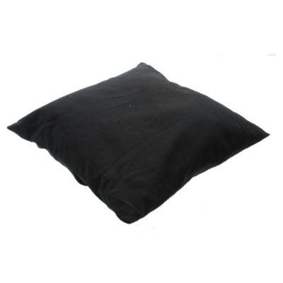 Almohadón para silla 40 x 40 cm Negro