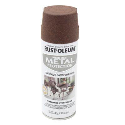 Pintura en aerosol protectora metal texturado m...
