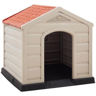 Casa para perros 95 x 99 x 99 cm
