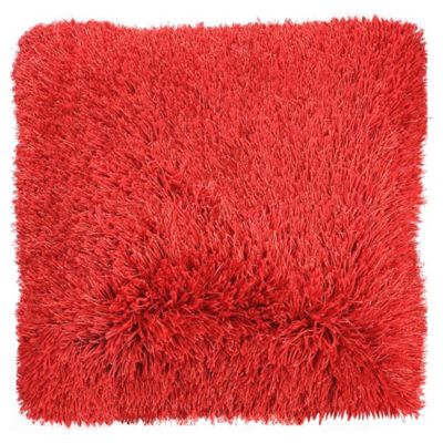 Almohadón 43 x 43 cm Abundance Rojo