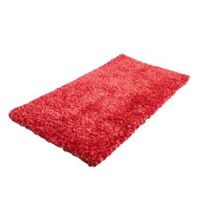 Alfombra Stellar rojo 160 x 230 cm