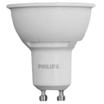 Lámpara LED GU10 50 w fría