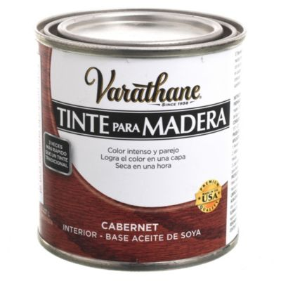 Tinta para madera cabernet 0,237 l
