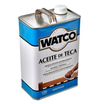 Aceite de teca 3,785 l