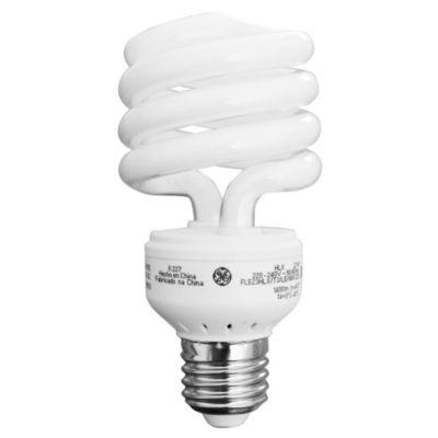 Lámpara helicoidal t3 20 w fría e27