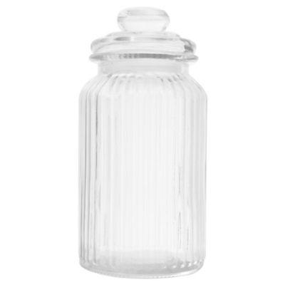 Frasco de vidrio con tapa 1000 ml