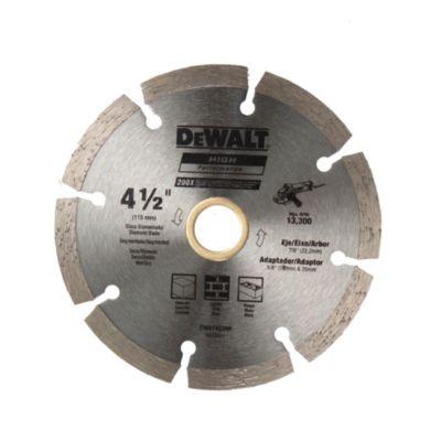 Disco diamantado 4 1/2 segmentado