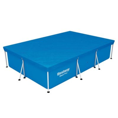 Cobertor para pileta rectangular 300 x 201 cm
