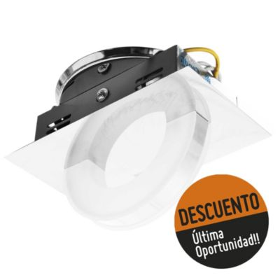 Aplique nativo led 1 x 2.5 w