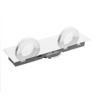 Aplique nativo LED 2 x 2.5 w