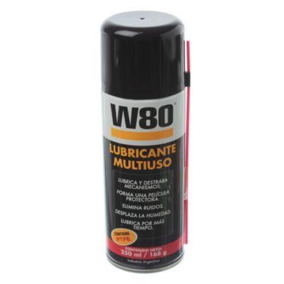 W80 multiuso con ptfe aerosol 168 g