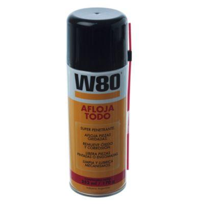 W80 afloja todo aerosol 170 g