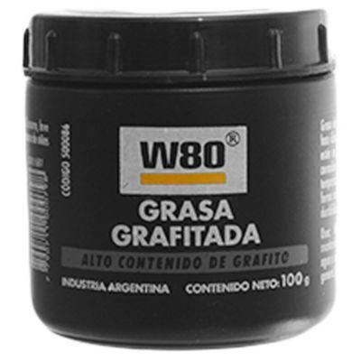 W80 grasa grafitada 100 g tp 24