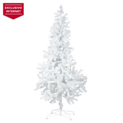 Árbol bavaria 2,1 m blanco