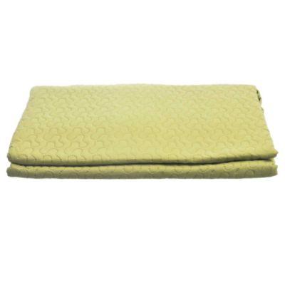 Cobertor + funda 165 x 220 cm verde