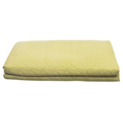 Cobertor + funda 215 x 220 cm verde