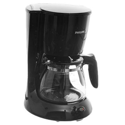 Cafetera negra 1,2 l