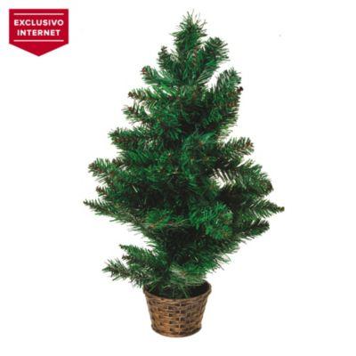 Árbol cirginia 60 cm