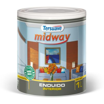 Enduido interior Midway 1 l