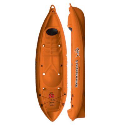Kayak k1 naranja