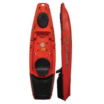 Kayak fishing mdq rojo