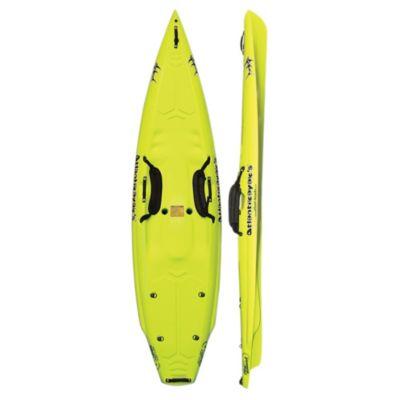 Kayak stand paddle amarillo