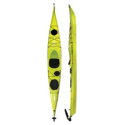 Kayak boreal amarillo