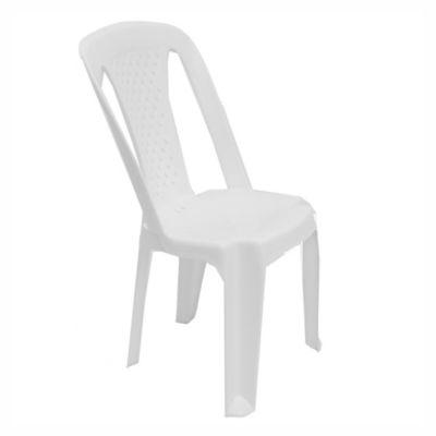 Silla Ibiza blanca