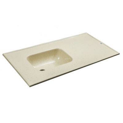 Mesada 120 x 60 cm beige