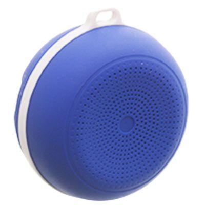 Parlante bluetooth para smartphone azul