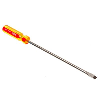 Destornillador pro punta plana 3/8 x 12
