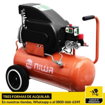 Compresor 2.5 hp 50 l