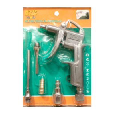Kit para compresor 5 piezas