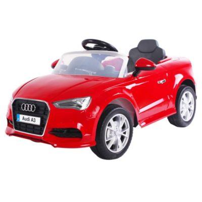 Audi a3 rojo