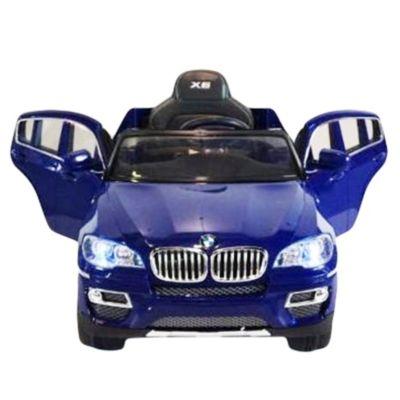 Bmw x6 azul
