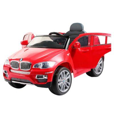 Bmw x6 rojo