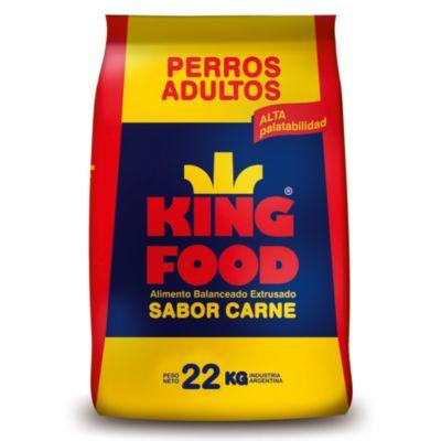 Comida para perro x 22 kg