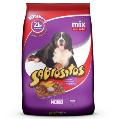 Comida para perro mix x 15 kg