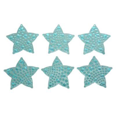 Antideslizante de baño estrella