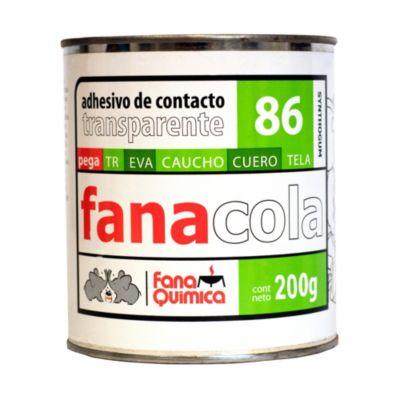 Adhesivo de contacto uso general f86 200 g