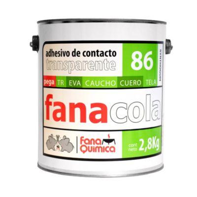 Adhesivo de contacto uso general f86 2,8 kg