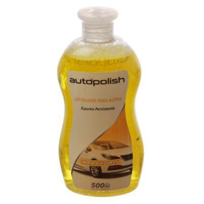 Shampoo hidrolavadora
