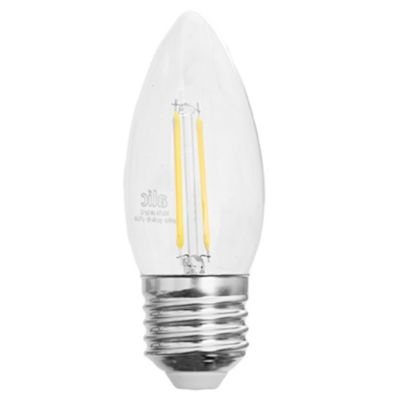 Lámpara LED vela Filament 2 w LC E27