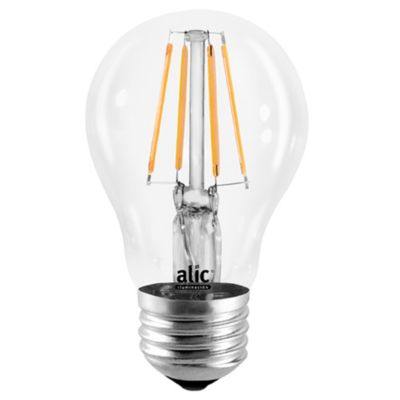 Lámpara LED Filament Style cálida 6 w E27