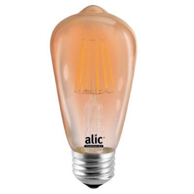 Lámpara cálida Filament Style 8 w E27