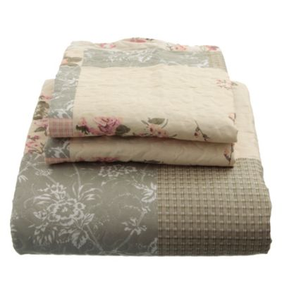 Quilt 2 plaza patch flor bebe