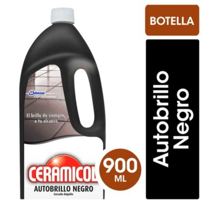 Ceramicol negro bt 12x900ml