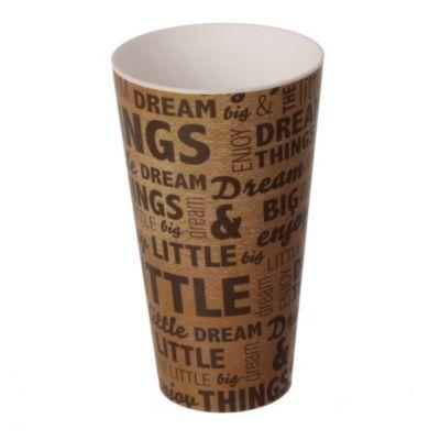 Vaso 20 oz café
